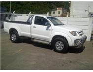 2006 TOYOTA HILUX 2.7 VVT-I Raised Body