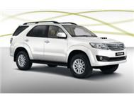 BRAND NEW FORTUNER - R 385 000.00 or less than R6800 p/m