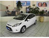 2012 FORD FIESTA 5-door 1.6 S