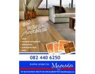Wood Floor Sanding and Installations and Laminated Flooring Bloemfontein