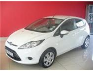Drive and own a new Ford Fiesta 1.4 Ambiente from R 1999 p/m