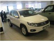 2013 VOLKSWAGEN TIGUAN 2.0 TDI BlueMotion Technology Trend&Fun