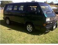 VW Caravelle 2.6i and Microbus 2.6i