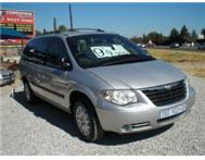Chrysler Grand Voyager 3.3i V6 7 Seater 2006 Model Nice Family