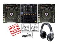 Pioneer CDJ-350 CD/Digital Media Player-R3300