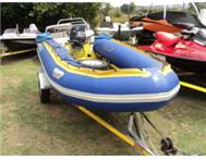 Cruiser Rib with Yamaha 30HP (Finance Available)