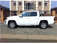 Volkswagen (VW) - Amarok 2.0 Bi-TDi (120 kW) Double Cab Highline 4Motion