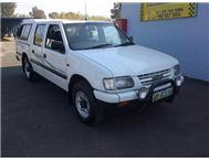 2000 ISUZU KB SERIES 250 TURBO DIESEL