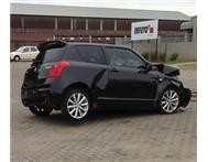 2011 Suzuki Swift Sport 1.6 - stripping for spares