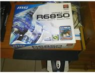 MSI Radeon R6850 Still in sealed box