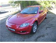 2004 MAZDA RX 8 FOR SALE