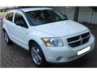 2007 Dodge Caliber 2.4 SXT(Gauteng)
