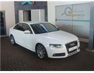 2010 Audi A4 Ambition Turbo