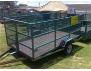 Trailer Rentals Local and One Ways to Pretoria!