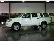 2011 TOYOTA HILUX 4.0 V6 4x4 D/Cab A/T - Best Value 4x4 Canopy Great Mileage As New