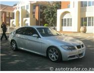 2006 BMW 3 SERIES 320i E90 M-SPORT 6-SPEED