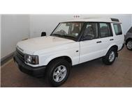 Land Rover - Discovery 2 (Facelift) TD5 GS