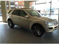 2007 Mercedes Benz ML320 CDI 4Matic