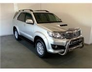 Toyota Fortuner 2.5 D4D RB 4x2 - Lots of extras