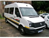 AS NEW VW CRAFTER 50 22 SEATER ...