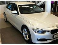 2013 BMW 3 SERIES BMW 320i auto F30 new shape demo