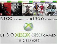 xbox 360 flash /mod/hack services