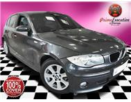 2005 BMW 1 SERIES 120i Exclusive