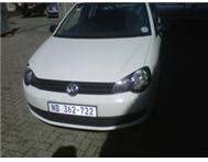 2011 VW POLO VIVO 1.6 TRENDLINE WHITE