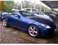 Mercedes Benz SLK 350 2005 Pretoria West
