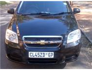 FOR SALE CHEVROLET AVEO 1.6 LS ( 65 000 )