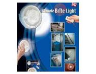 REMOTE BRITE POWERFUL LIGHT ANYWHERE!NO WIRES NO ELECTRICITY
