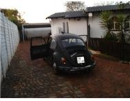 1972 VW Beetle 1600 cc For ONCO