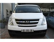 Hyundai - H1 2.5 CRDi 3 Seater Panel Van with A/C