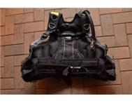 Scuba diving Mares vector chrome bcd make offer.