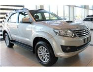 Toyota - Fortuner III 2.5 D-4D VNT Raised Body Auto