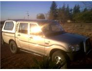 2009 Mahindra Scorpio in Bakkies & 4x4s for sale Free State Bloemfontein - South Africa