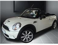 2010 MINI COOPER S Cabriolet Manual with NAVIGATION