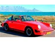 Adventure Classic Car Hire Rentals