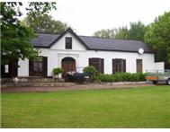 Gracious Cape Dutch Farmhouse
