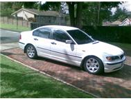 2004 BMW 320 Diesel For Sale in Cars for Sale KwaZulu-Natal Pinetown - South Africa
