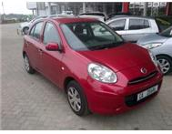 NISSAN MICRA 1.5 DIESEL - 22KM/L - BARGAIN AT ONLY R109995