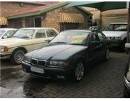 1996 BMW 3 Series 318is (e36)