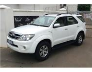2006 Toyota Fortuner 4.0 VVTi V6 with Leather !!!