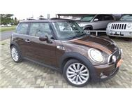 2010 MINI COOPER S MAYFAIR 50 AUTO