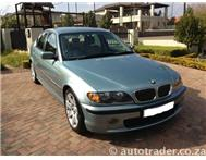 2003 BMW 3 SERIES 325i Sport 4dr