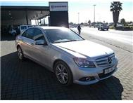 2013 MERCEDES-BENZ C-CLASS C200 BE Avantgarde A/T