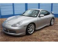 2000 Porsch 911 Gt3 (996) Manual Petrol