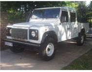 Defender 130 Double Cab