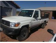2012 TOYOTA LANDCRUISER V6 4.0 Pick UP