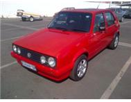 Citi Golf 1.6i for sale R38 000 neg